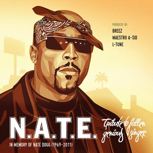 Maestro A-Sid, L-Tune — N.A.T.E. (Breez prod.)