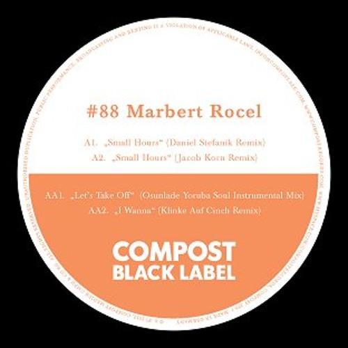 Marbert Rocel-Let´s Take Off (Yoruba Soul Vocal Mix) Osunlade RMX