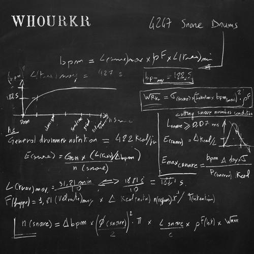 WHOURKR Feat Öxxö Xööx - Ostina ( 628 Snare Drums )