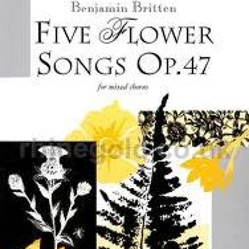 Five Flower Songs, Op. 47 (Benjamin Britten)