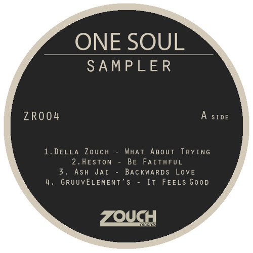 Della Zouch - What About Trying [Out now on Zouch Records]