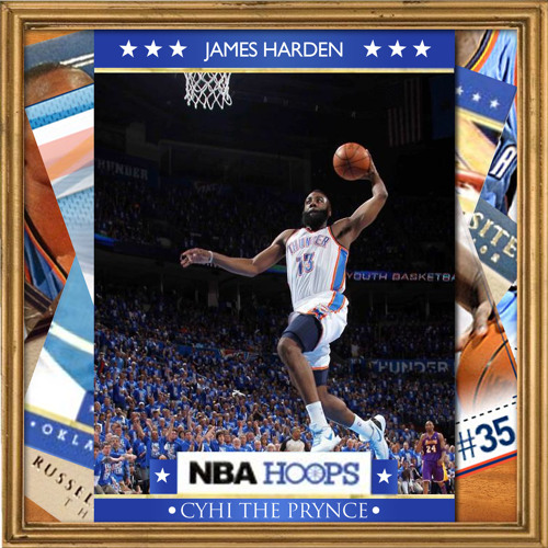 "Cy-Hi The Prynce - ""James Harden"" Freestyle"