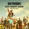DJ Fresh - Hot Right Now Ft. Rita Ora (Zomboy Remix)