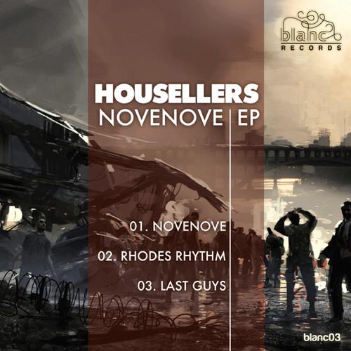 HOUSELLERS-Rhodes rhythm