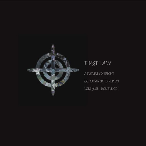 FIRST LAW A Future So Bright/Condemned To Repeat 2xCD