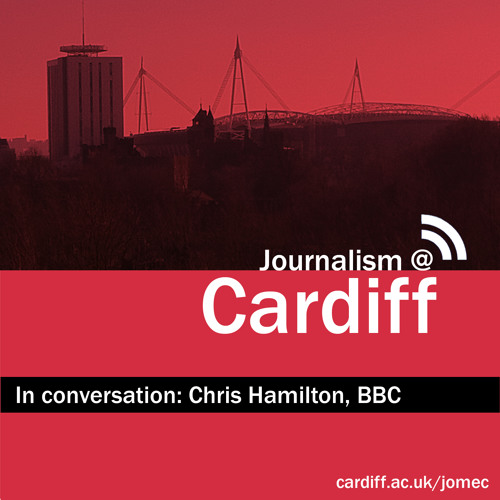 In conversation with Chris Hamilton from BBC News