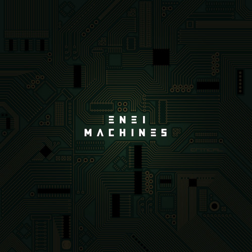 Enei - Runnin feat. Georgia Yates - 'Machines' Album