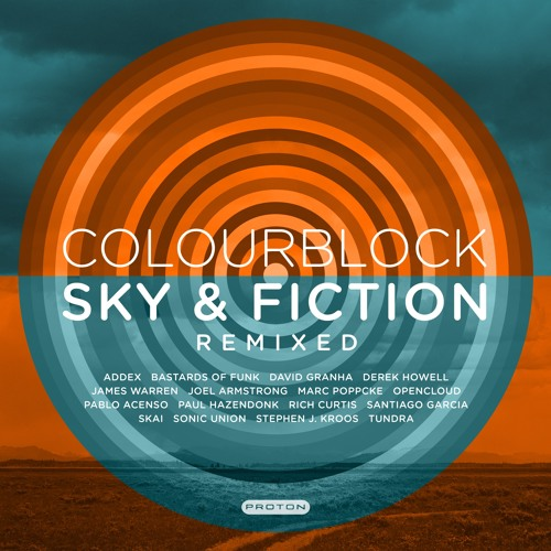 Out now: Proton193 - Colourblock - Supercell (Marc Poppcke Remix)
