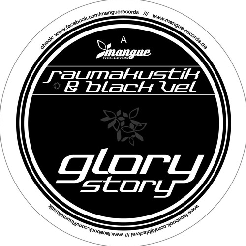 Raumakustik & Black Vel - Glory Story (Fabian Schumann Remix)