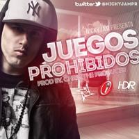 Cover mp3 Nicky Jam - Juegos Prohibidos