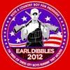Earl Dibbles Jr for President Campaign #3