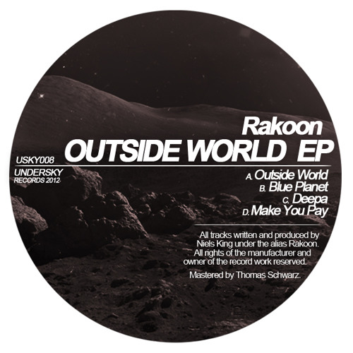 [USKY008] Rakoon - Outside World EP