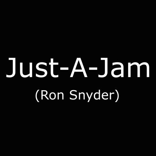 Ron Snyder - Just-A-Jam (Freestyle Guitar Playing)