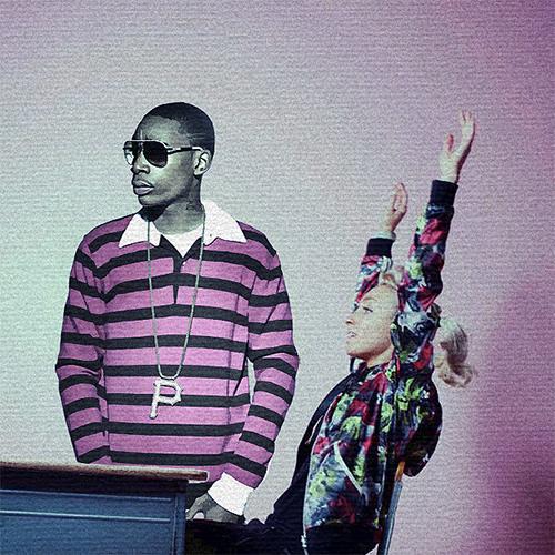 DJ BgM - Work Harder, Play Harder (Tiesto featuring Kay vs Wiz Khalifa)
