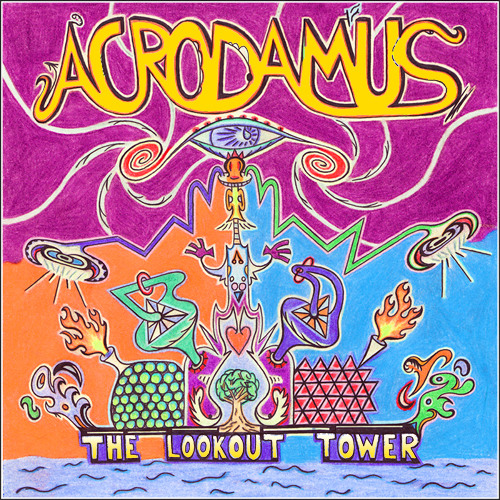 Acrodamus - The Kind of FUNK You Can't Wash Off