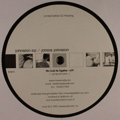 "A1 - We Could Be Together (Mixx Records) (10"" Vinyl out NOW!)"