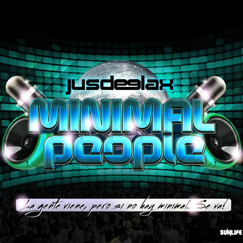 Jus Deelax - Minimal people (Original mix)