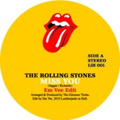 The Rolling Stones - Miss You (D Punchline Edit)