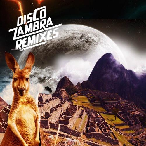 Digi g'Alessio - Disco Zambra (ContaineR remix)
