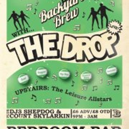 The Drop Mix for backyard brew