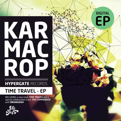 Karmacrop - Time Travel EP DEMO