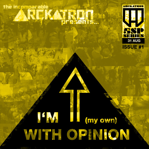 ARCKATRON - The Opinion In The Room - 03 Put The Mic Down (prod. by Young Architect + Arcka)