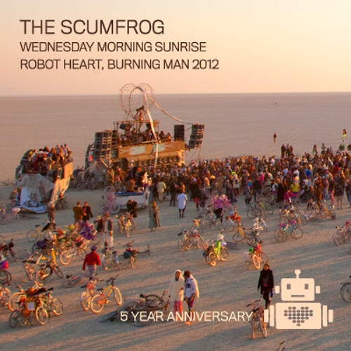 Scumfrog - Robot Heart - Burning Man 2012