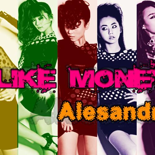 Wonder Girls ft Alessandri - Like money (Club mix)