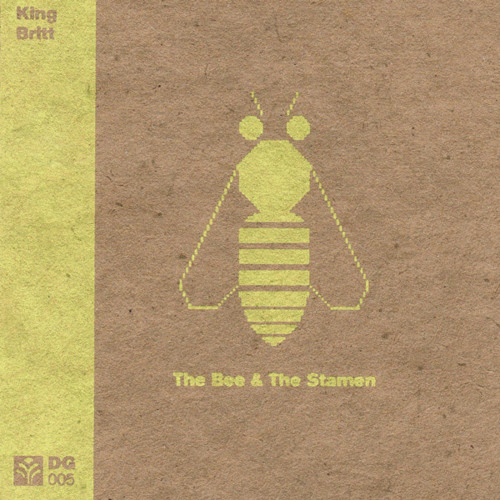 Data Garden - The Bee and the Stamen - King Britt