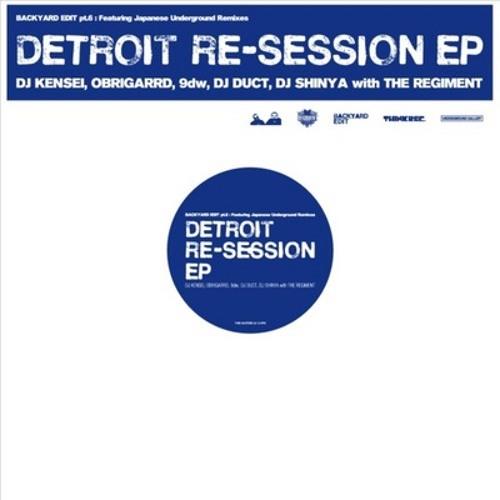 DJ DUCT feat. THE REGIMENT - Breakout (DJ SHINYA Remix) [THINK-09] snippet