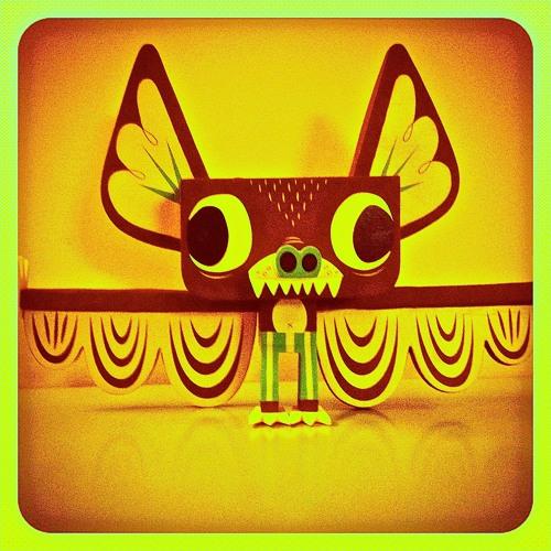 DJ MAU MAU Amarelo 2