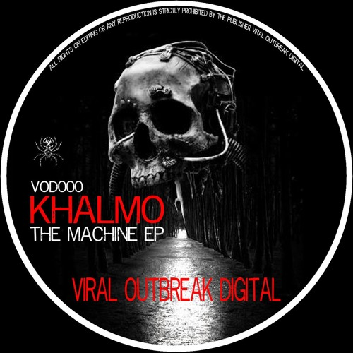Khalmo - Our Dread World [Out now on Viral Outbreak Digital!]