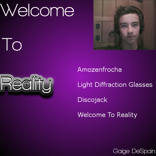 Gaige DeSpain - Welcome To Reality (Original Mix)