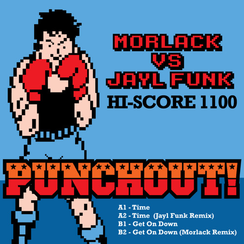 !!!OUT NOW!!! Jayl Funk - Get On Down (Punchout Recordings Canada)