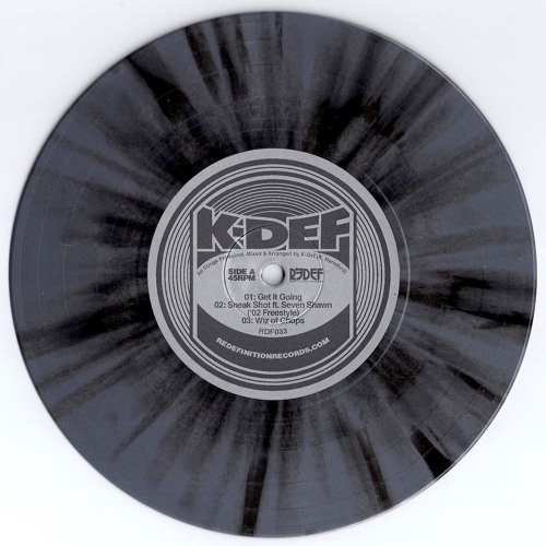"""""""Get It Going"""" by @djkdef (NEW EP NOW AVAILABLE!)"""