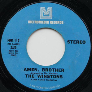The Winstons Amen Brother   Stiggy-G extended brake mix free download
