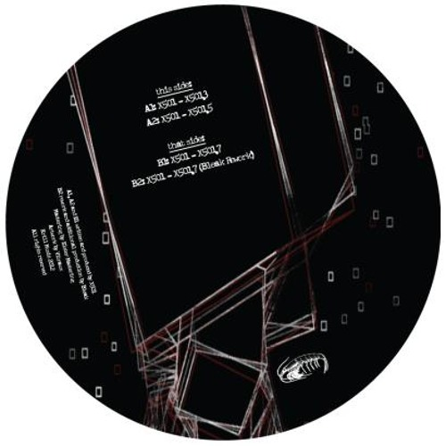 "KRL004 : X_501 - X_501 EP w/ BLEAK rework_12""inch Vinyl"