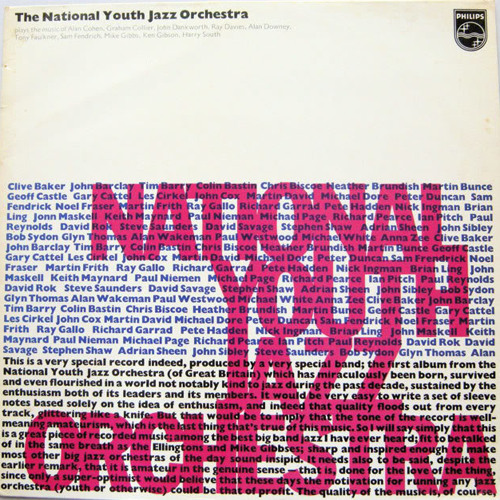 """Clearway"" - National Youth Jazz Orchestra"