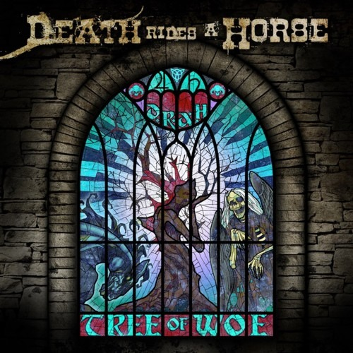 DEATH RIDES A HORSE - For Those About To Die
