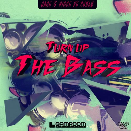 Sahe & Migue de Cubas - Turn Up The Bass (Original Mix)