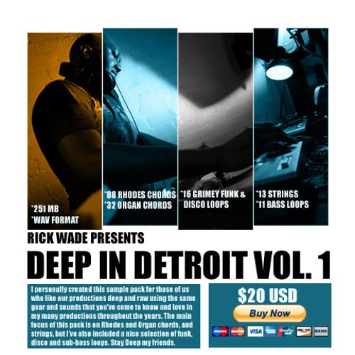 Rick Wade Sample Pack Demo01
