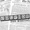 """Seize The Day"" - Newsies (Alan Menken & Jack Feldman) orchestrated backing track SAMPLE"
