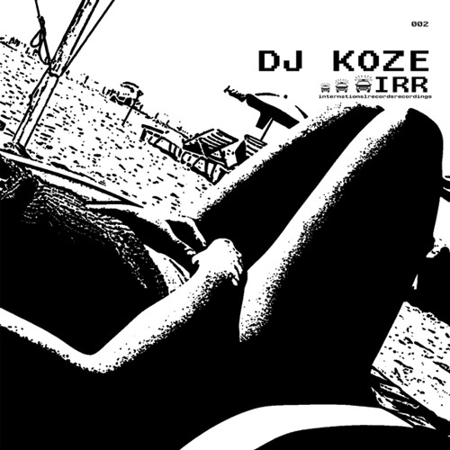 DJ Koze - I Want To Sleep (IRR002)