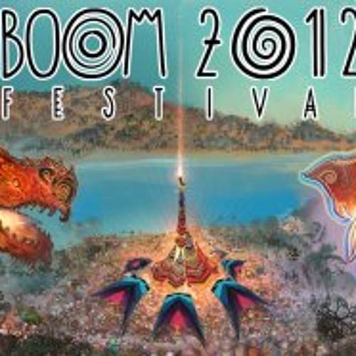 Ectima Live @ BOOM Festival 2012