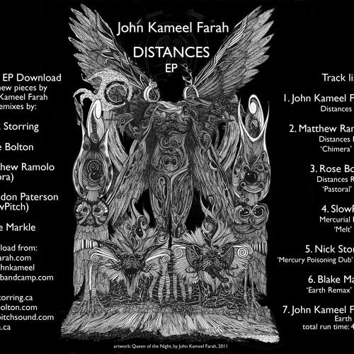 John Kameel Farah - Mercurial (SlowPitch melt remix)