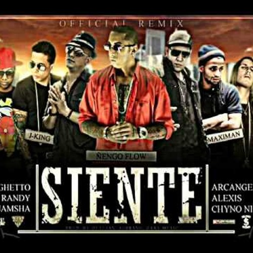 siente ñengo flow ft j king y maximan remix (dj cloner) intro hip hop