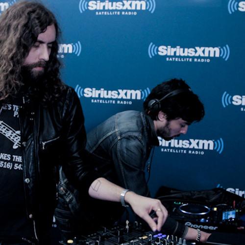 Justice † DJ Set @ Sirius XM Satellite Radio Studio