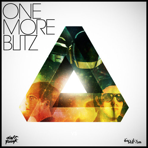 Daft Punk vs Digitalism - One More Blitz (Dream Logic Mix)