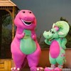 Barney and baby bop