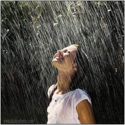 Rain Consciousness